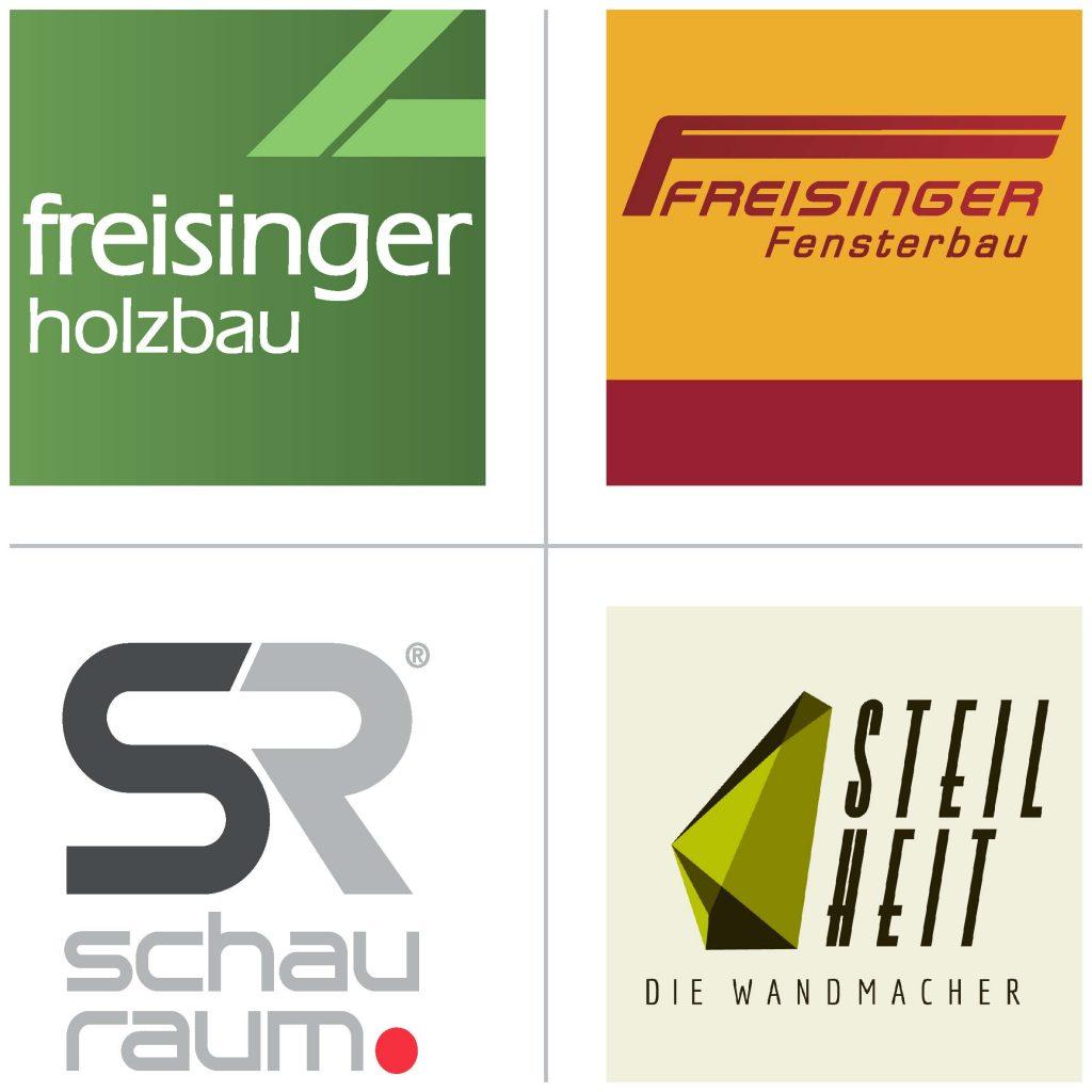 Logo Firmengruppe Freisinger